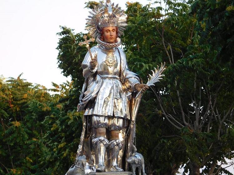 Oggi lunedì 15 giugno si celebra San Vito Martire patrono di Mazara