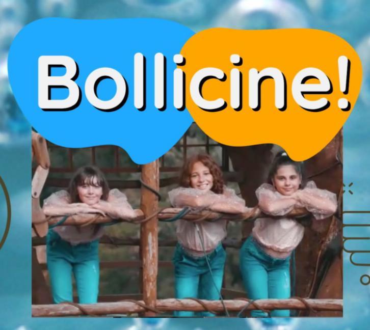 Bollicine, nasce il primo baby trio musicale al femminile in Italia