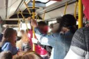 Sicilia, stop a distanziamento su bus, pullman e mezzi marittimi: si possono occupare tutti i posti