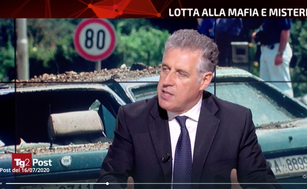 L'ex pm Di Matteo choc su Messina Denaro: