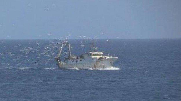 Peschereccio sequestrato dalle autorità tunisine
