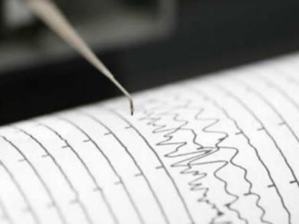 Terremoto di 3.2 al largo della costa trapanese