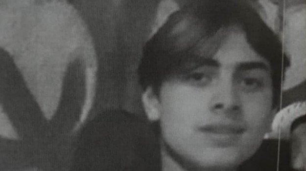 Non si hanno notizie da 12 giorni di un minore,Tancredi Tomaselli