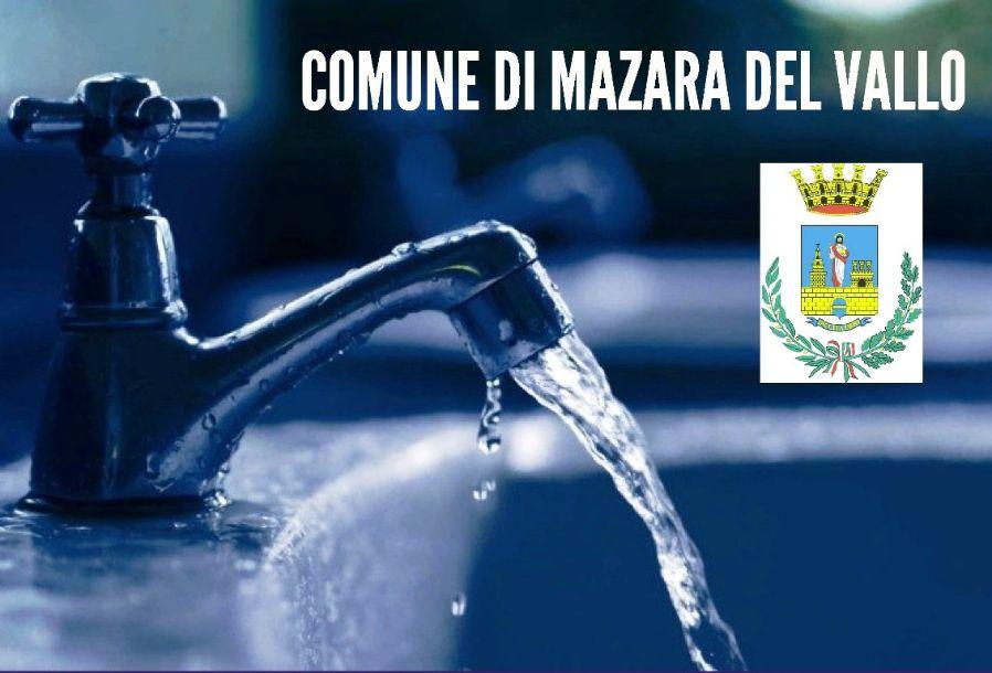 Mazara. Problemi di erogazione idrica al Trasmazaro. L'Amministrazione al lavoro per un'adeguata miscelazione