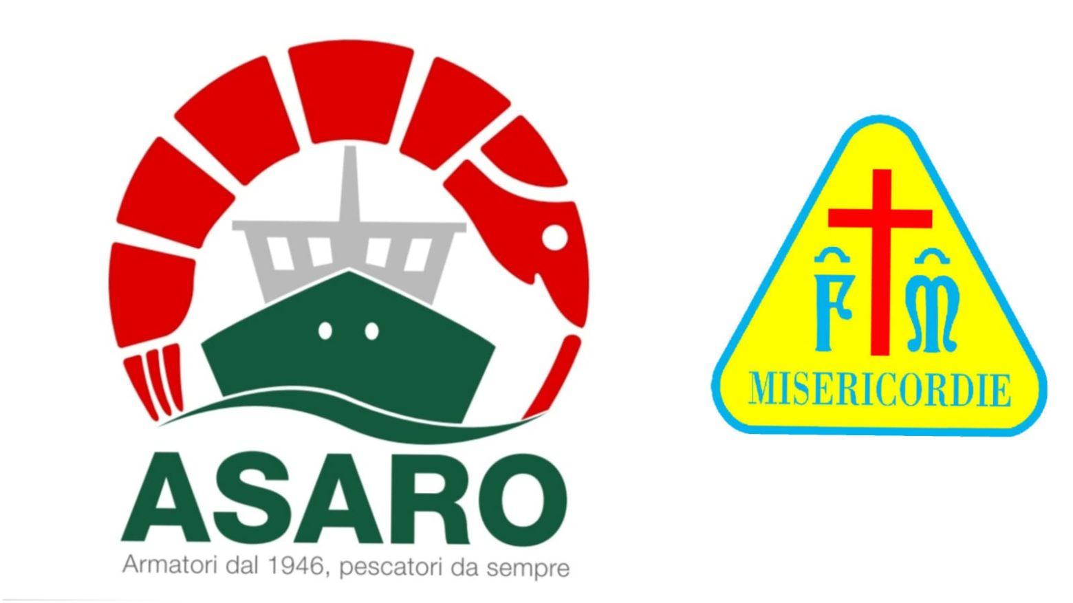 """La Misericordia di Mazara """"San Vito"""" riceve in dono 3 mila mascherine dalla Asaro Matteo Cosimo Vincenzo"""