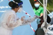 Coronavirus, più nuovi casi in Sicilia che in Lombardia: 32 contagi in 24 ore, impennata di ricoveri. Calo in Italia
