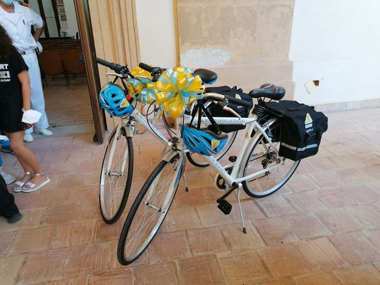 La Misericordia di Mazara interrompe il servizio bici