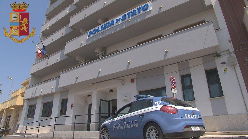 Mazara. la Polizia di Stato arresta in flagranza di reato pregiudicato mazarese per tentato furto aggravato in un villa a Tonnarella