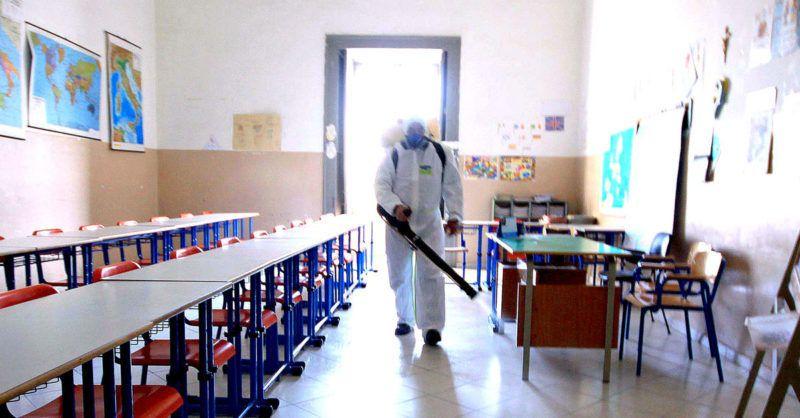 Mazara. Giovedì 10 settembre la disinfestazione delle scuole di ogni ordine e grado