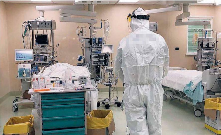 Attivato reparto Covid nell'ospedale Abele Ajello di Mazara. Effettuato il primo ricovero