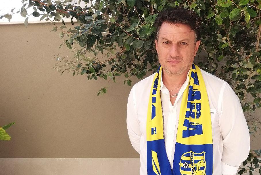 Giovanni Iacono è il nuovo allenatore del Mazara