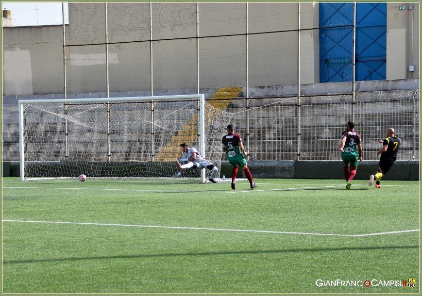 Mazara - Sancataldese 1- 2 Per i gialloblù una giornata da dimenticare