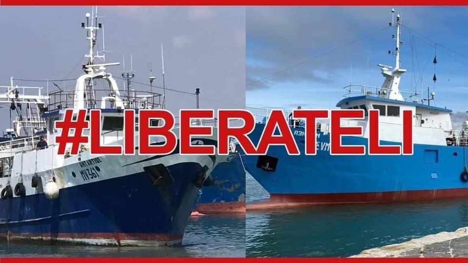 """Mazara. Dichiarazione del Presidente del Consiglio Comunale su """"Sequestro pescherecci ad opera dei Libici"""""""