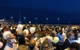 """Pescherecci sequestrati in Libia, in più di 500 in piazza a Mazara: """"Liberate i nostri uomini"""""""