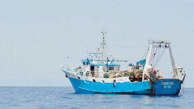Mazara. I pescherecci sequestrati in Libia, da Bengasi ancora linee interrotte