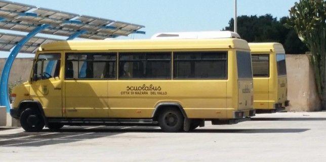 Mazara. Trasporto Pubblico locale e Servizio Scuolabus