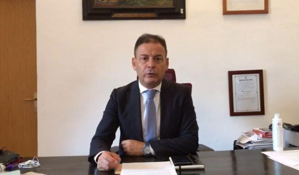 Mazara. Video messaggio del Sindaco Salvatore Quinci in merito alla situazione dell'Ospedale Abele Ajello