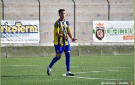Mazara calcio: Il centrocampista Di Giorgio indosserà la maglia dell'F.C. Messina in serie D