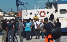 Naufragio a sud di Lampedusa, 15 migranti tratti in salvo da peschereccio di Mazara