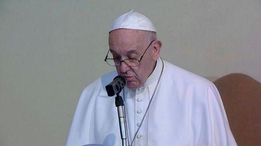Papa Francesco incontra le famiglie dei pescatori siciliani arrestati nella Libia di Haftar
