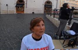 Rosetta, Madre di uno dei 18 pescatori: