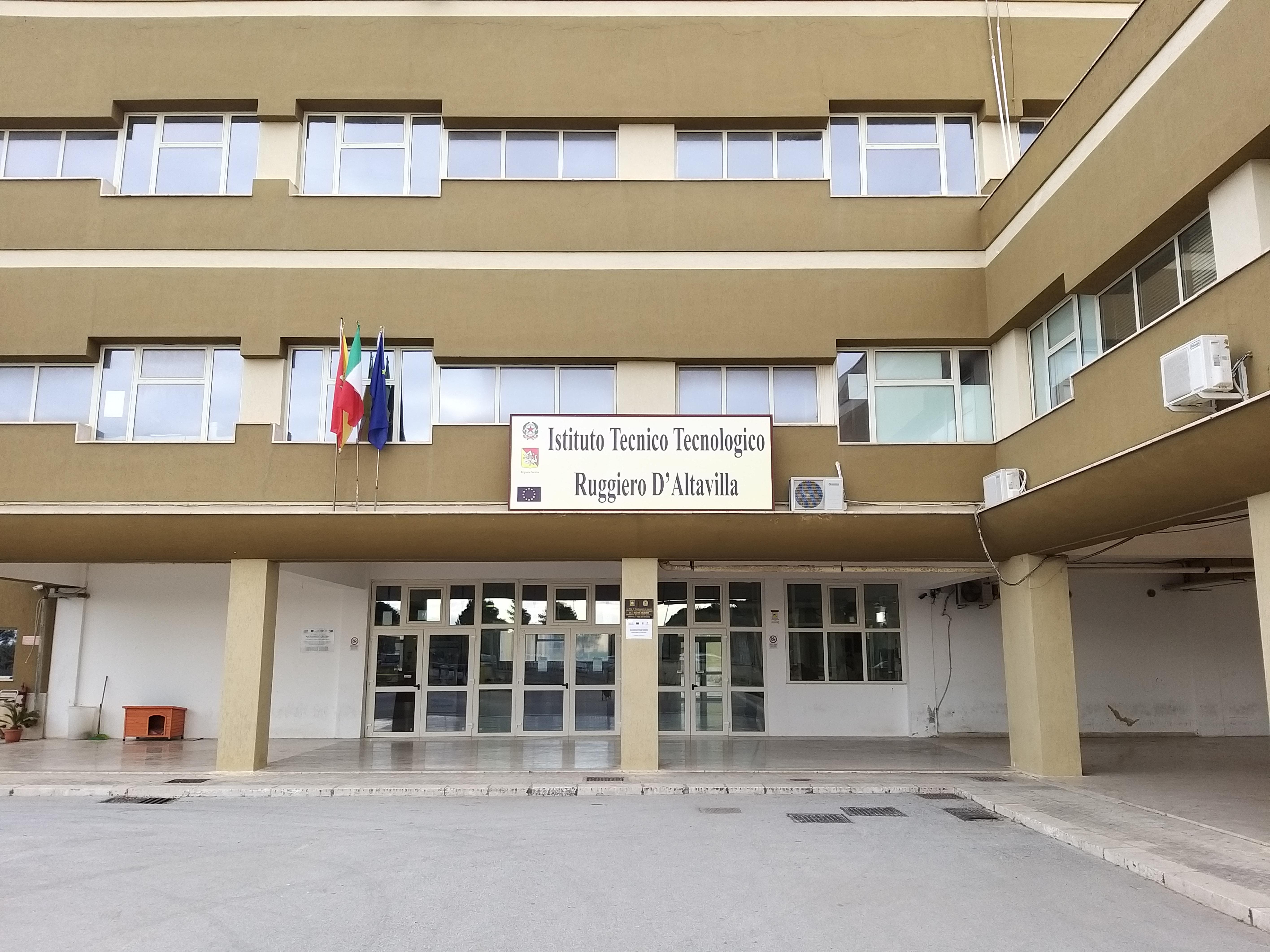 """Mazara. Costruzione di una nuova scuola all'interno della pertinenza dell'Istituto Industriale """"R. D'Altavilla"""""""