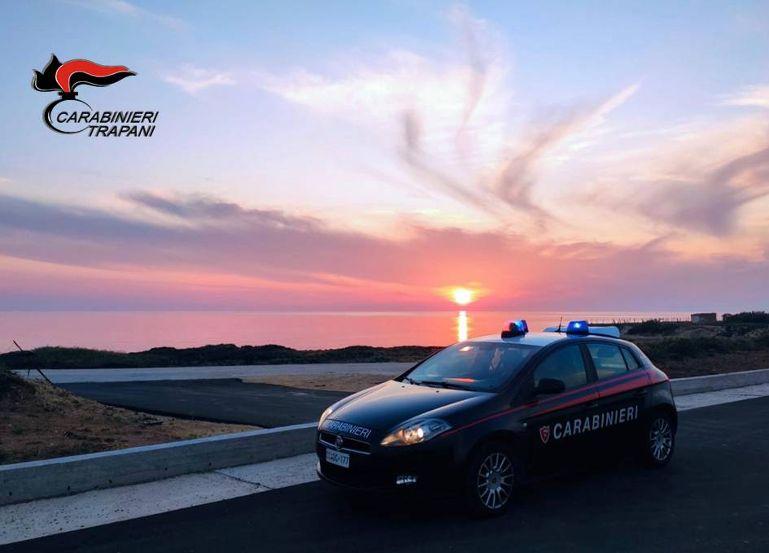 Mazara. Controlli del territorio dei carabinieri: 11 DENUNCIATI E SANZIONI AMMINISTRATIVE PER OLTRE 9 MILA EURO