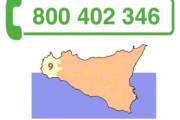Coronavirus, Asp Trapani potenzia servizio Numero Verde 800 402 346
