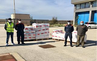 Mazara. La Capitaneria di porto dona oltre 600 kg di pesce sequestrato in beneficenza