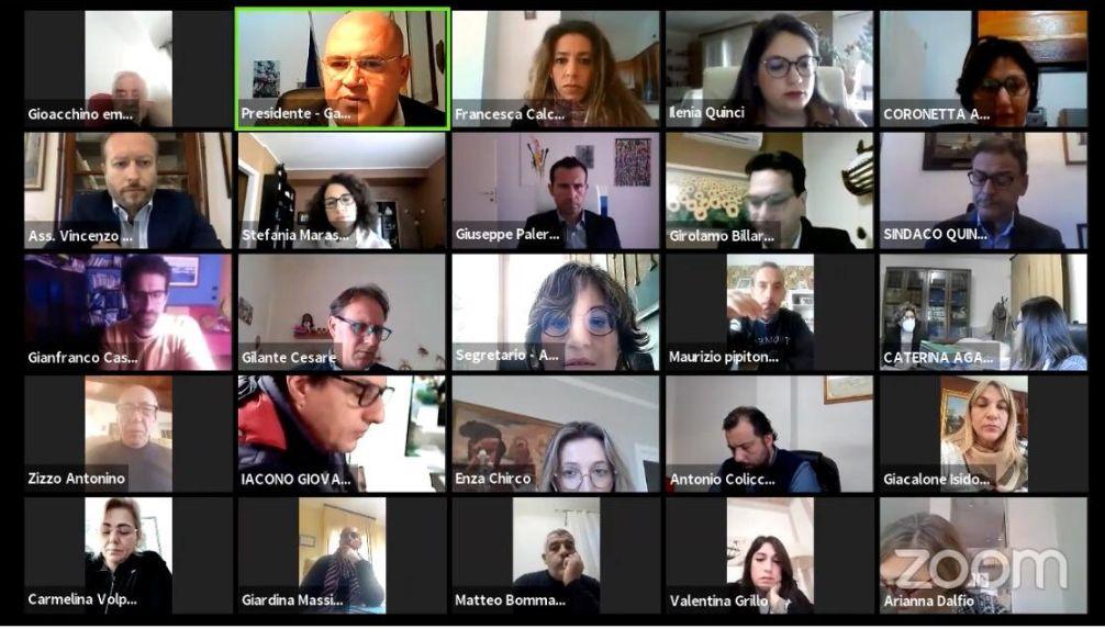 Mazara. Consiglio comunale in video conferenza