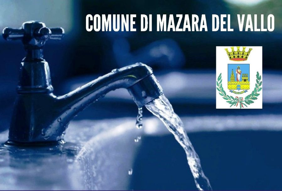 Mazara. Aggiudicata la gara per la manutenzione della rete idrica comunale