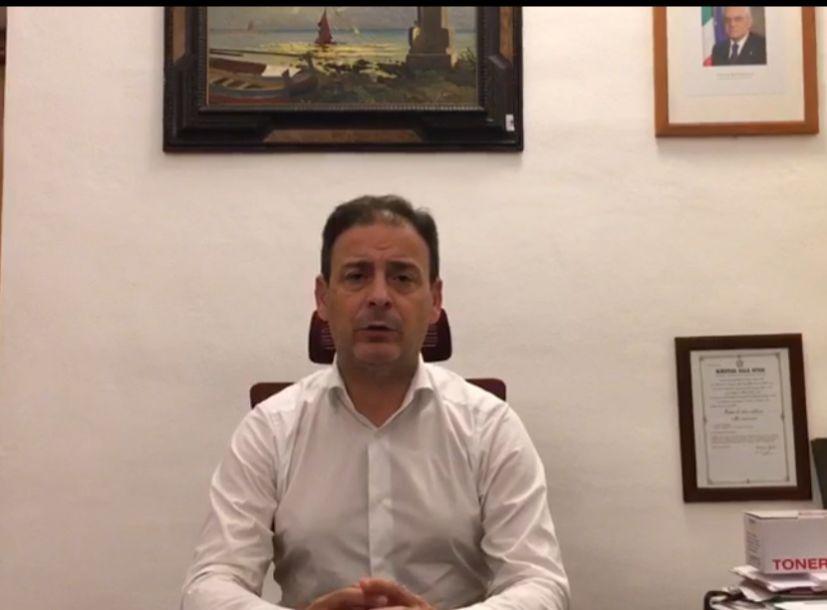 Mazara. Videomessaggio del Sindaco Salvatore Quinci sulla gravità del Covid in città