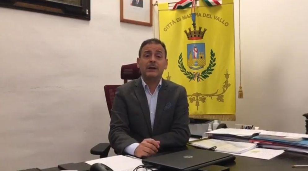 Mazara. (Video) Altre misure restrittive del Sindaco Quinci. Riapre Corso Umberto fino al 3 dicembre