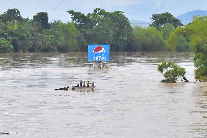 Uragani: Eta, tre morti tra Nicaragua e Honduras