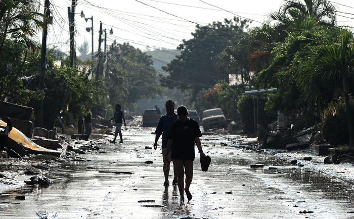 Uragani: Eta si abbatte sull'Honduras, almeno 57 morti