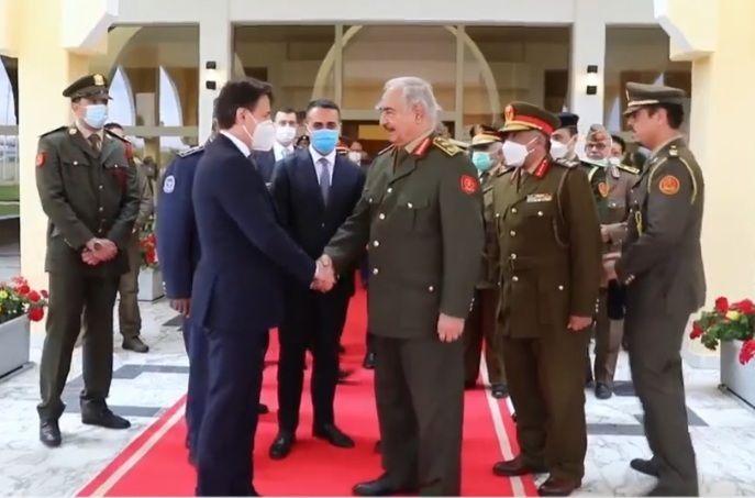 Libia: Haftar chiede la liberazione dei 4 libici condannati in Italia