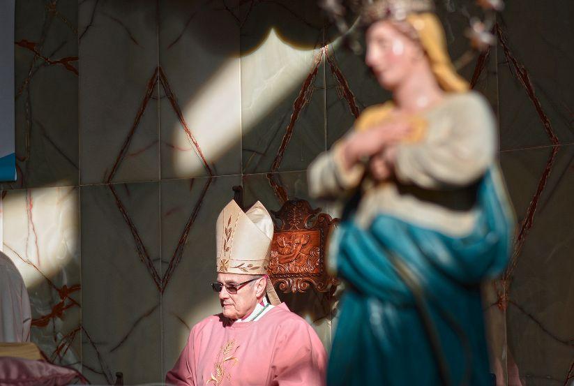 Mazara. Il video messaggio di Natale del Vescovo Domenico Mogavero