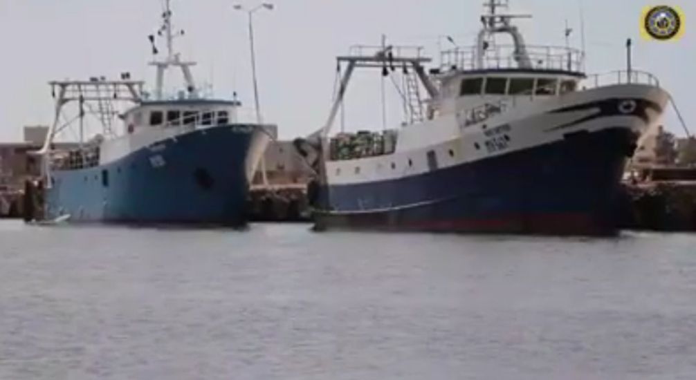 Libia: partiti da Bengasi i pescherecci di Mazara