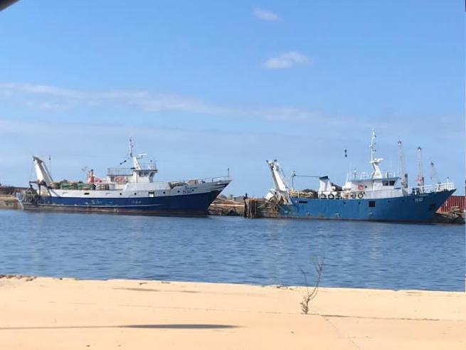Liberati i 18 pescatori sequestrati in Libia