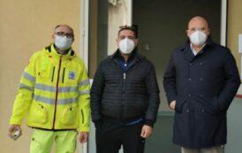 Mazara. Il Presidente del Consiglio Gancitano: «Realizzazione di un Centro di sanificazione per le ambulanze del 118»