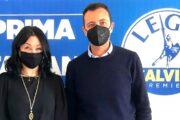 La mazarese Maricò Hopps nominata commissario della provincia di Trapani della Lega Salvini
