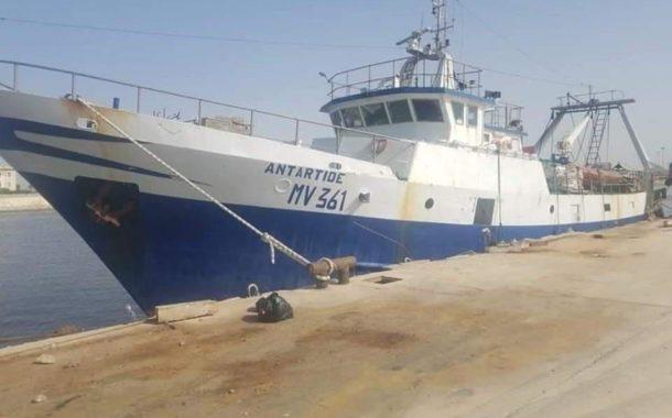 Mazara: dopo sequestro arriva multa per peschereccio liberato