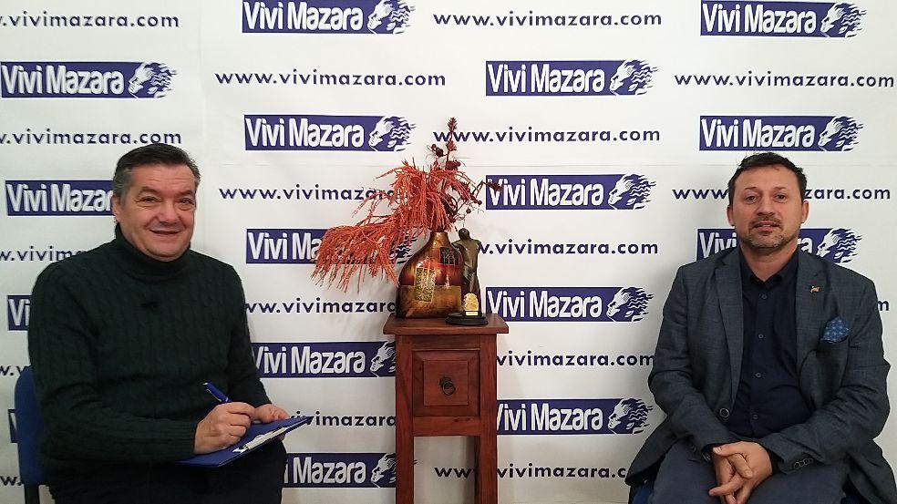 Mazara. INTERVISTA CON ALESSANDRO CULICCHIA Coordinatore comunale di Forza Italia
