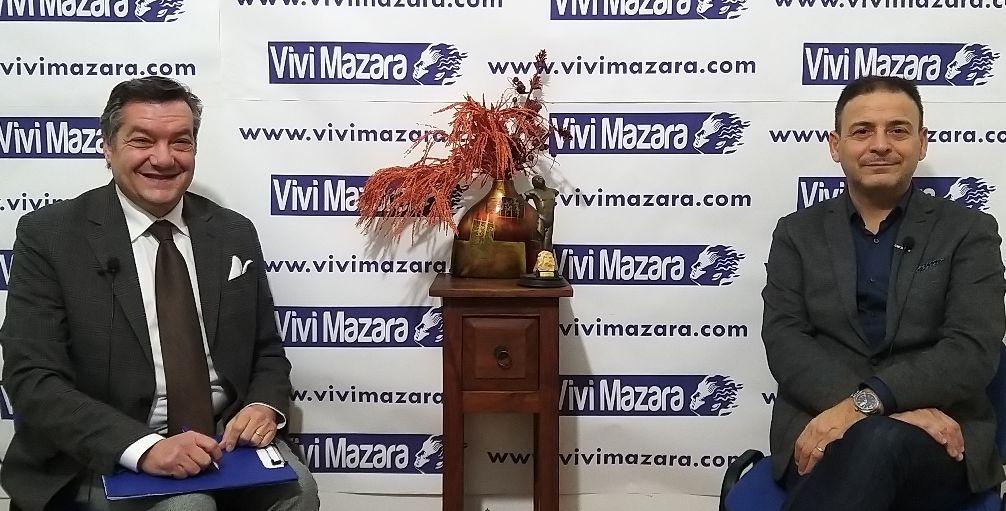 Video intervista con il sindaco di Mazara, dott. Salvatore Quinci
