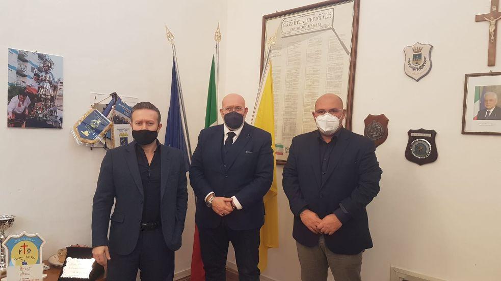 Attività Produttive, incontro fra CIFA Trapani e l'Amministrazione di Mazara