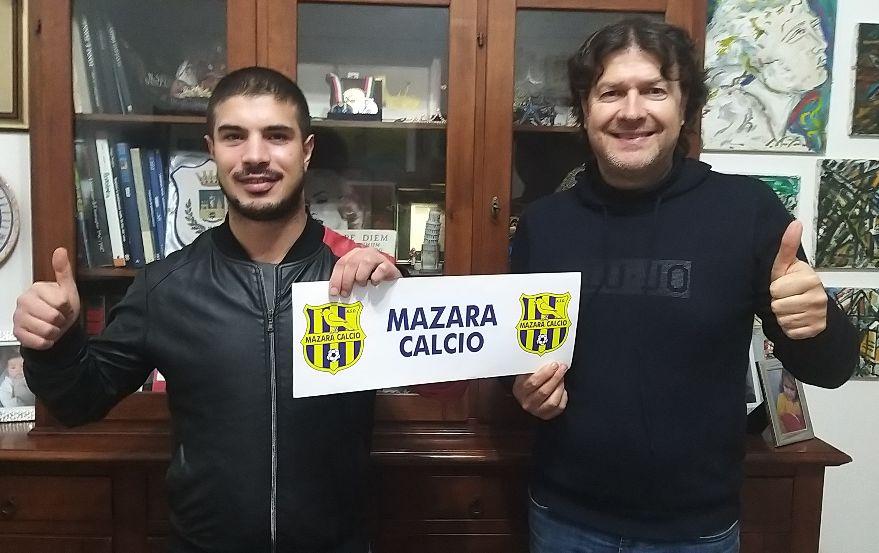 Il Mazara calcio annuncia l'arrivo del centrocampista DIEGO CENCIARELLI. Il giocatore vanta oltre 150 presenze in Serie C