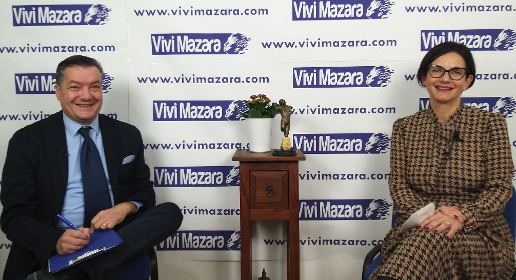 Mazara. VIDEO INTERVISTA ALL' ASSESSORE AL TURISMO GERMANA ABBAGNATO