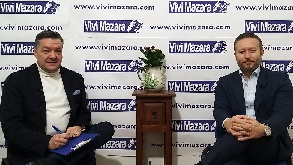 Mazara. VIDEO INTERVISTA CON L' ASSESSORE VINCENZO GIACALONE
