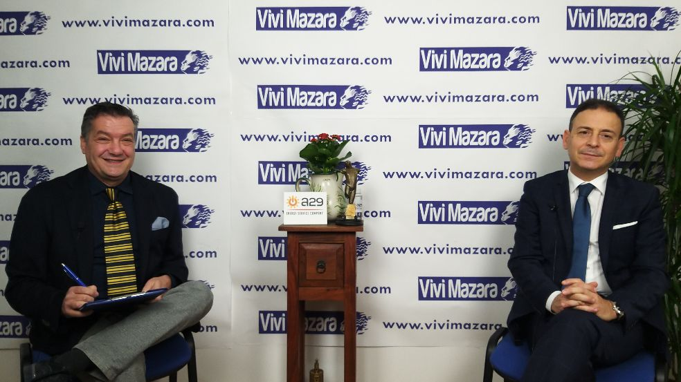 Mazara. VIDEO INTERVISTA CON IL SINDACO DI MAZARA DOTT. SALVATORE QUINCI