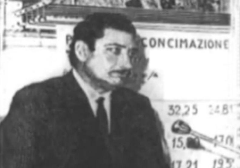 Mazara. Centenario della nascita dell'illustre mazarese Gian Pietro Ballatore